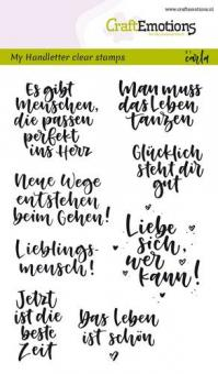 CraftEmotions- handletter - Quotes