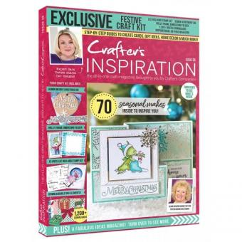 Crafters Inspiration Magazine - Issue 28