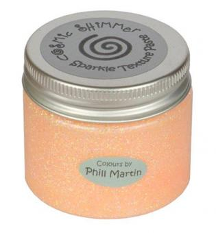 Phil Martin Texture paste - Graceful Peach