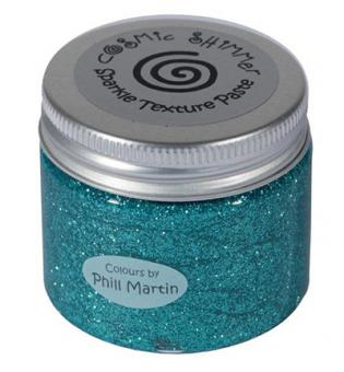 Phil Martin Texture paste - 	Decadent Teal