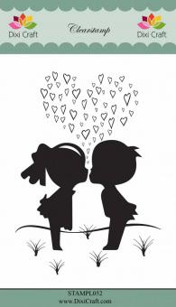 Dixi - Young Love Clear Stamp