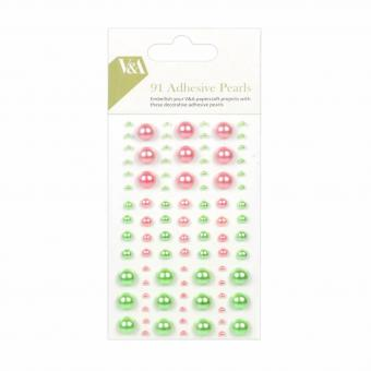 First Edition V&A Adhesive Pearls