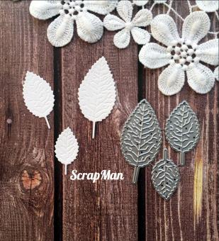 Scrapman -Rose Leaves
