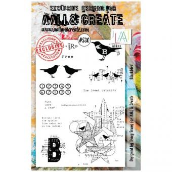 AALL and Create - A5 Stamp 530