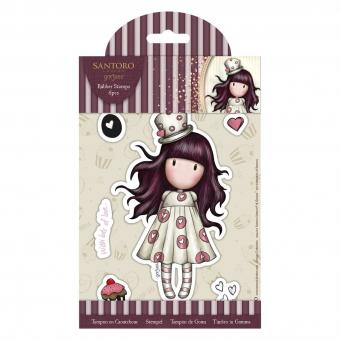Gorjuss Rubber Stamps Loveheart