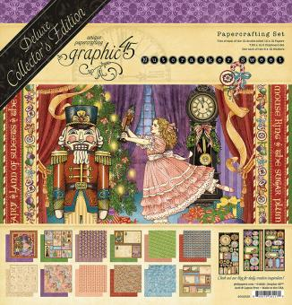Graphic 45 Nutcracker Sweet Deluxe Collector's Edition