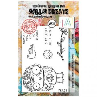 AALL and Create - A7 Stamp 511