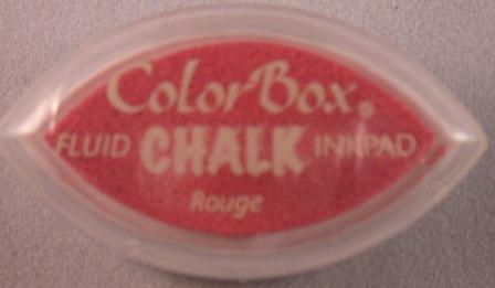 Fluid Chalk - Rouge