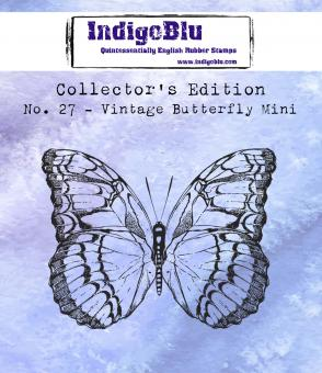 IndigoBlu Collector's No. 27 Vintage Butterfly Mini