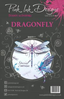 Pink Ink Designs - Dragonfly