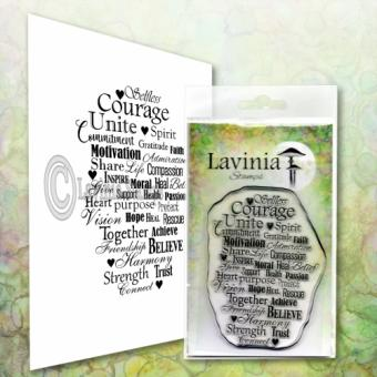 Lavinia Stamps - Keeping Faith