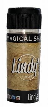 Lindy's Stamp Gang - Antique Gold Magical Shaker