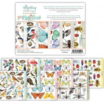 Mintay 6x8 Paper Pad Wing Book