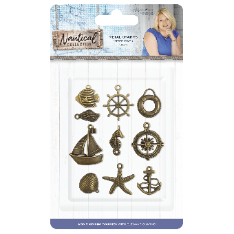 Sara Signature Collection Nautical - Metal Charms