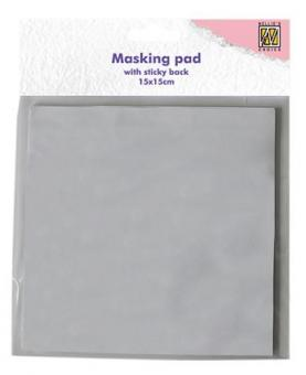 Nellie`s Choice Masking Paper Pad sticky back