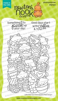 newtons nook designs - Caffeinated Cats