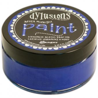 Dylusions Paint - After Midnight
