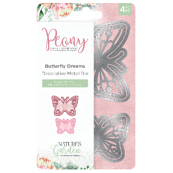 Nature's Garden Peony Collection - Butterfly Dreams