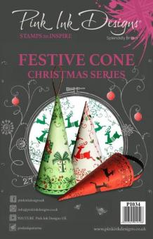 Pink Ink Designs - Festive Cone
