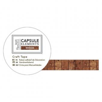 Craft Tape - Capsule Collection Elements Wood