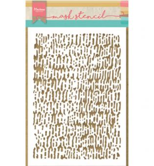 Marianne Design - Mask Stencil - Tiny's faded corduroy