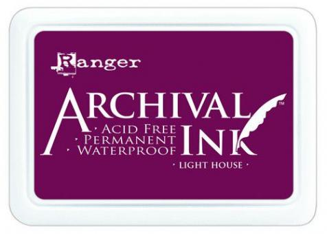 Archival Ink Pad - light house