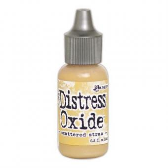 Tim Holtz Distress Oxides Reinkers - Scattered Straw