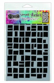 Ranger Dylusions Stencils Betsy's Block - Small