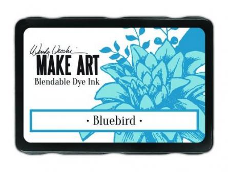 Ranger MAKE ART Dye Ink Pad Bluebird
