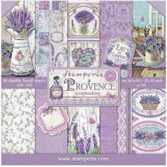 """Stamperia 12""""X12"""" - Provence"""