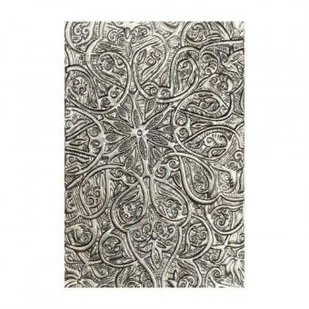 Sizzix 3-D Texture Fades Embossing Folder - Engraved