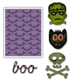 Sizzix Sidekick Side-Order Set Halloween