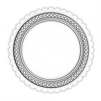 Sizzix Switchlits Embossing Folder - Seal
