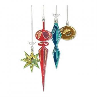 Sizzix Thinlits Die Set - 17PK Hanging Ornaments Tim Holtz