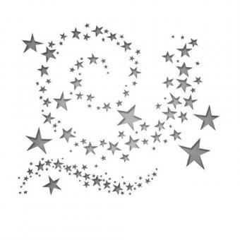 Sizzix Thinlits Die set - Swirling Stars