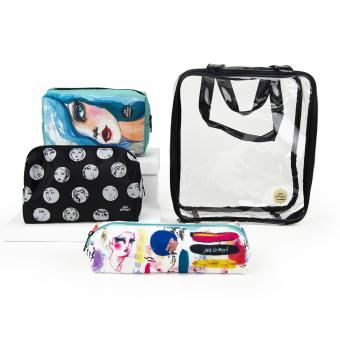 Spellbinders Open & Shut Case Storage Pouches & Tote