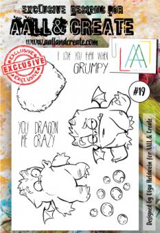 AALL and Create - Stamp Set 19