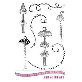 Katzelkraft - Whimsy mushrooms