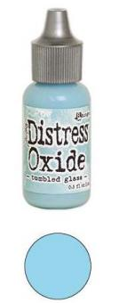 Distress Oxides Reinkers - Tumbeld Glass