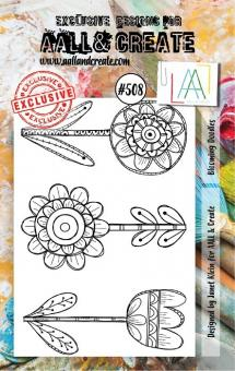 AALL and Create - A7 Stamp 508