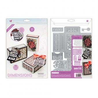 Tonic Studios Die - Dimensions A Little Something Gifbox set