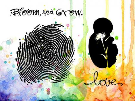 Visible Image - Bloom and Grow
